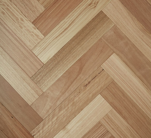 Blackbutt Herringbone 500x456